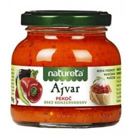 Hot Ajvar (Natureta)