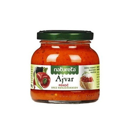 HOT AJVAR - NATURETA