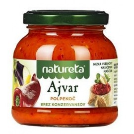 Semi-Hot Ajvar (Natureta)