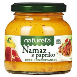 Pepper spread (Natureta)