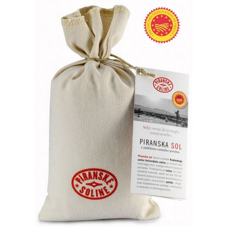 Piran Salt with Protected Designation of Origin
