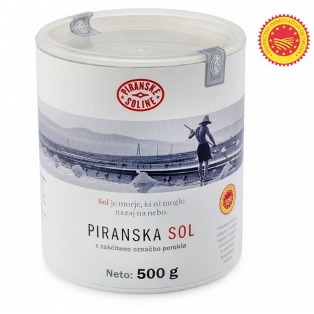 Piran Salt with PDO