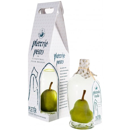 Williams pear brandy - Pleterje Charterhouse